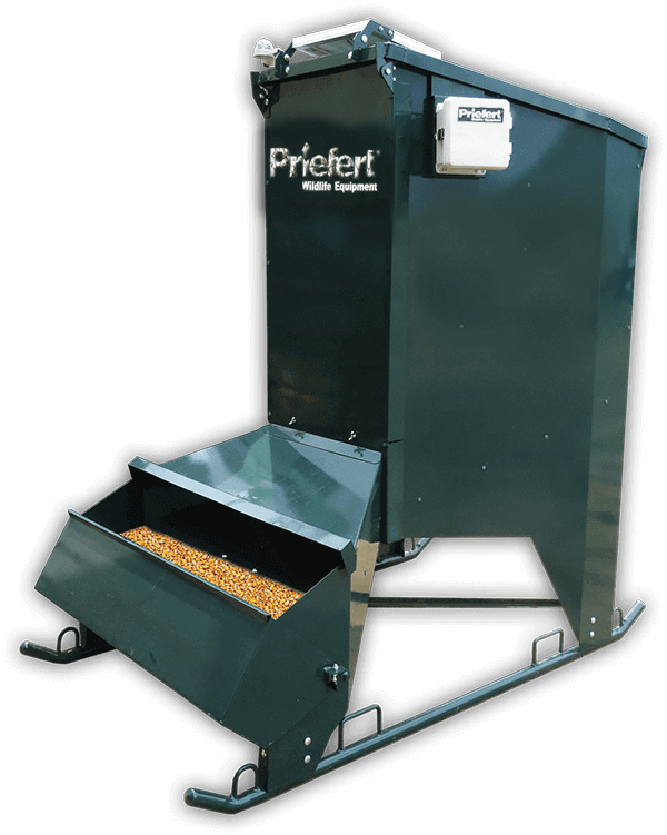 Automatic Wildlife Feeder