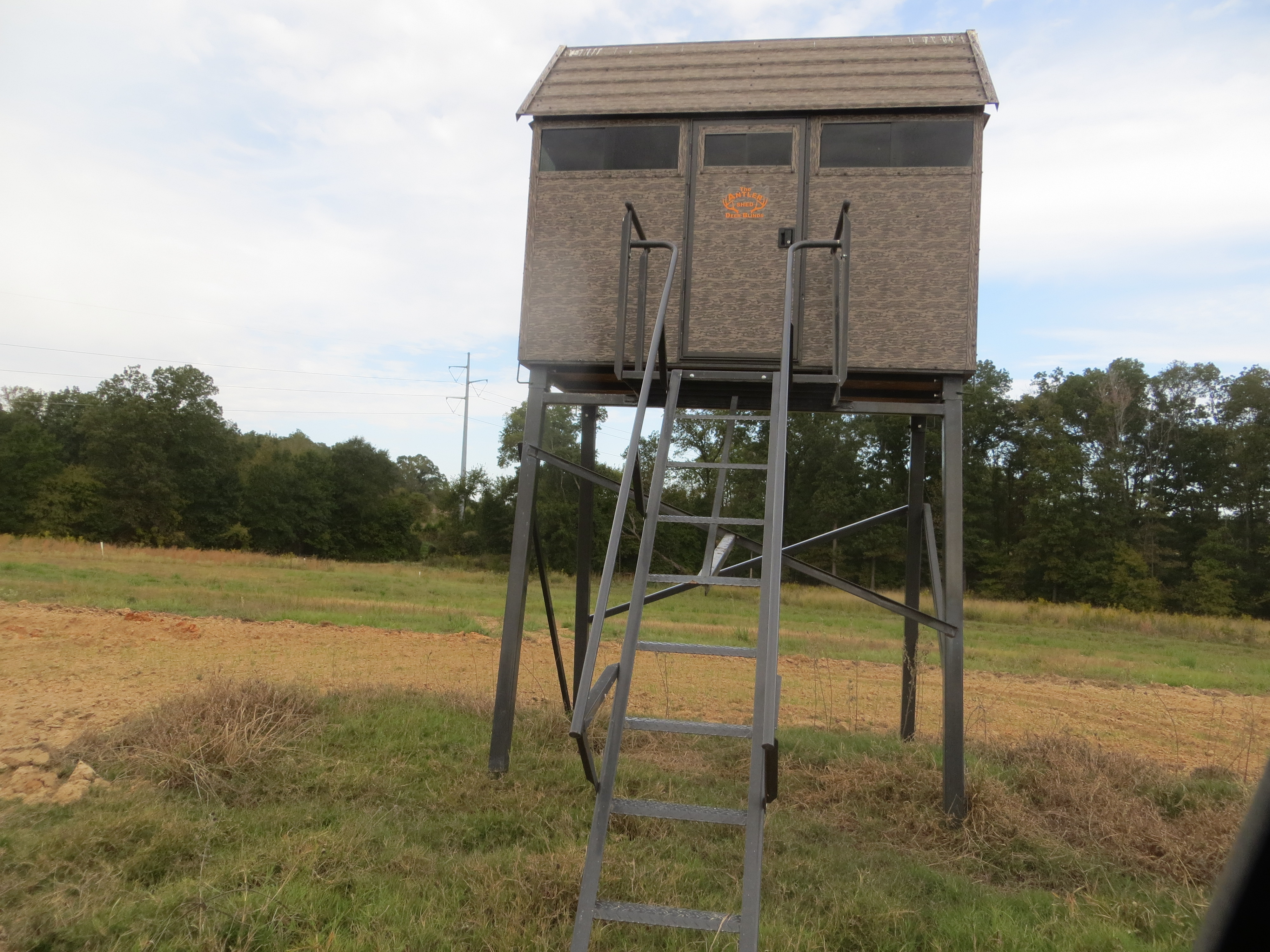 5745d724951 Selecting A Deer Stand - Priefert Wildlife Equipment